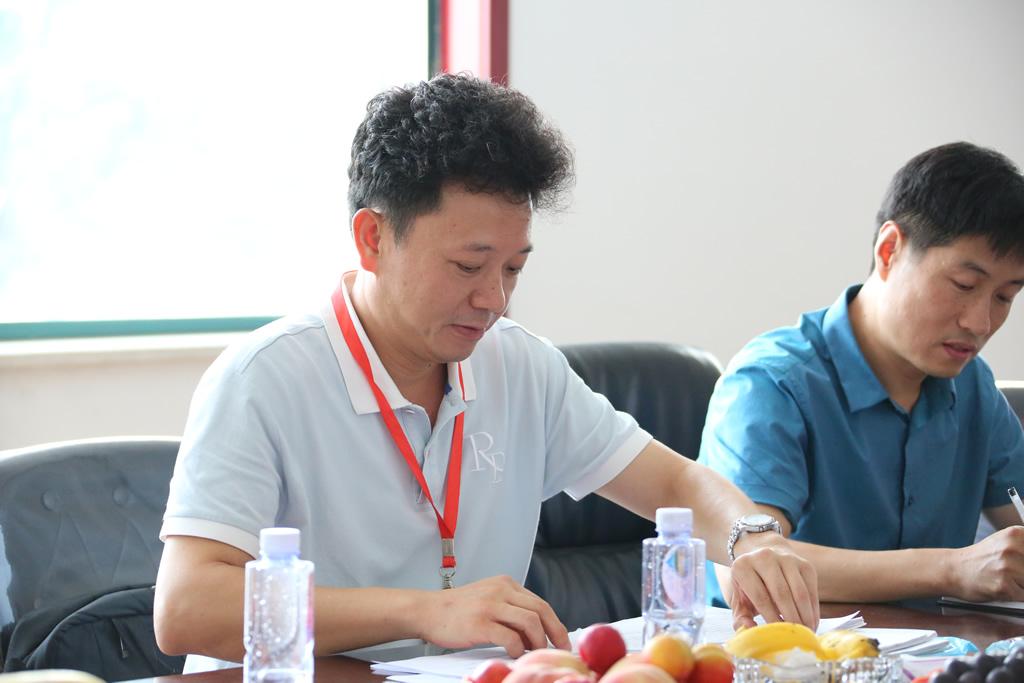 生产许可证专家杨勇检查验收工作