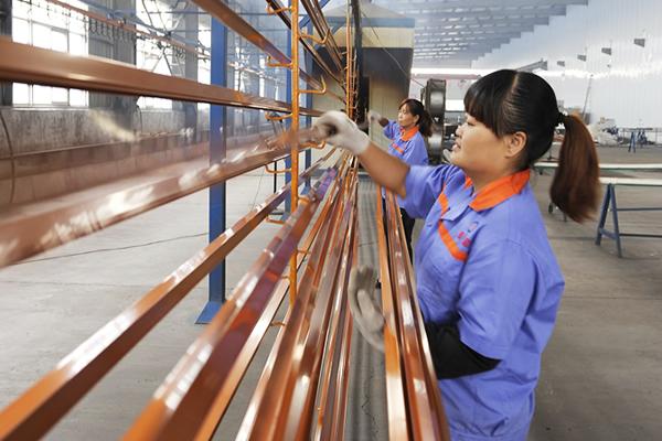 郑州泰和铝材厂员工状态
